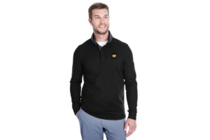 P - Under Armour Men's Corporate Quarter Snap Up Sweater Fleece
