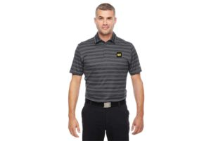 P - Under Armour Tech Stripe Polo
